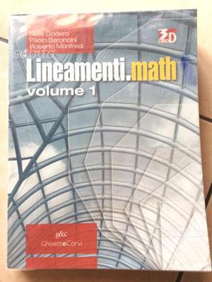 Libro scolastico di matematica