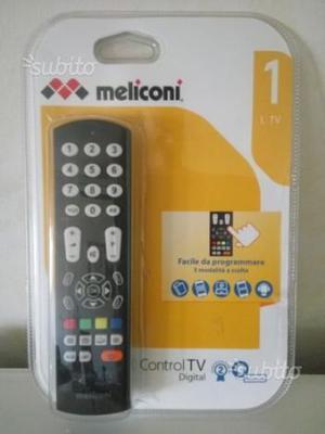 Telecomando universale MELICONI Control TV Digital