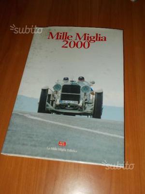 Volume Mille Miglia - Le Mille Miglia Editrice