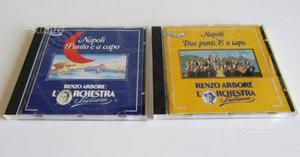 2 CD di Renzo Arbore e L'Orchestra Italiana