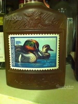 Bourbon Jim Beam da collezione con st