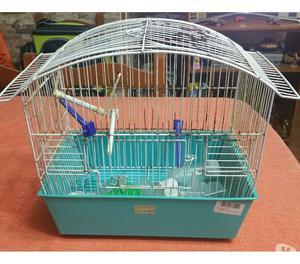 Gabbia Per Uccelli Con Accessori