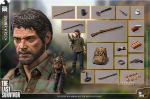 Joel The Last of us 1/6 non Hot toys Sideshow
