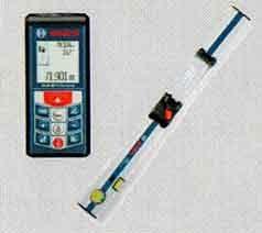 Misuratore laser GLM 80 e R 60 Prof. Bosch  - Cardelli
