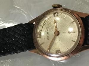 Orologio Donna oro -lebois-e-co-manuale