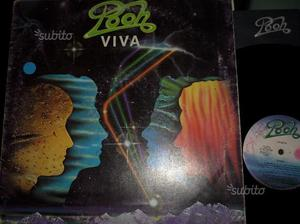 POOH - Viva - LP / 33 giri Gatefold  CGD Italy