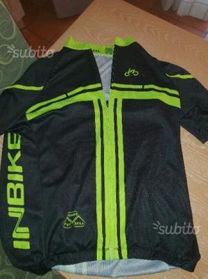Abbigliamento ciclismo bici mtb maglie pantaloncin