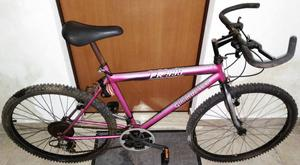 "Bicicletta Mountain Bike Girardengo 26"" Bici cambio 21 marce"