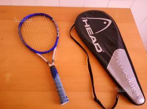 Head Ti S1 Supreme_Racchetta da Tennis con fodera