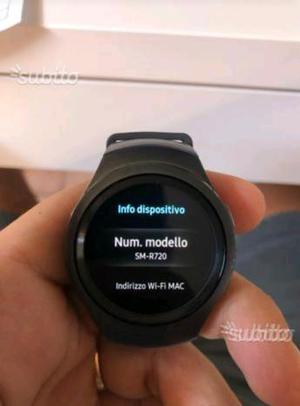 Samsung Gear 2 GPS BAROMETRO CARDIO FREQUENZIMETRO
