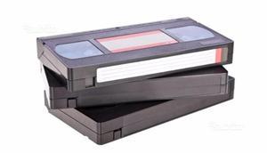 Videocassette, introvabili per gli amanti del VHS