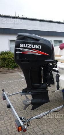 motore suzuki DF 300CV  orario di funzion