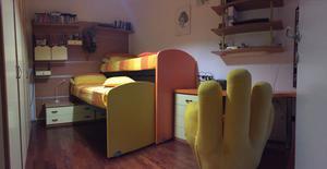 Camera da Letto in legno, ottimo stato