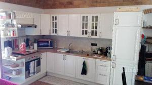 Cucina angolare ml x completa di roma posot class - Cucina completa angolare ...