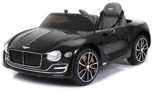 Macchina Elettrica Per Bambini 6v Bentley Exp 12 Nera