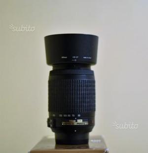 Nikon  AF-S DX mm f/4-5.6 G VR