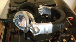 Consolle Pioneer cdj 100 mixer technics e cuffie