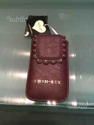 custodia iphone twin set