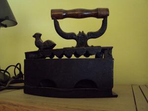 ferro da stiro a carbone