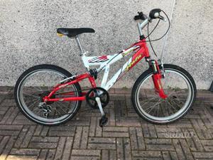Atala bicicletta mountainbike bambino ruota 20