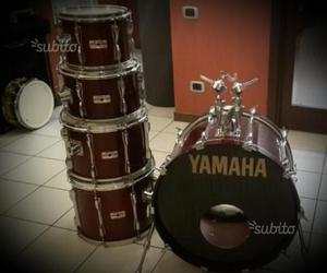 Batteria Yamaha custom recording  japan
