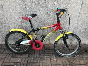 Bicicletta mountainbike bambino ruota 20