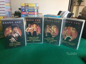 Film Bruce Lee vhs originali