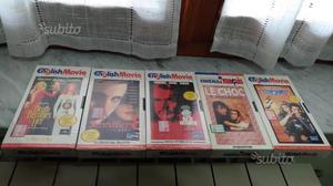 Film VHS in lingua originale