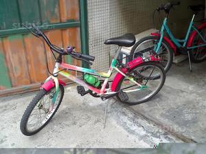 N. 2 Mountain bike per bambini