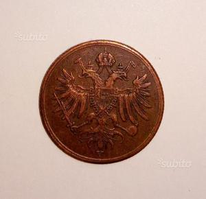 1 moneta spicciola del regno lombardo veneto