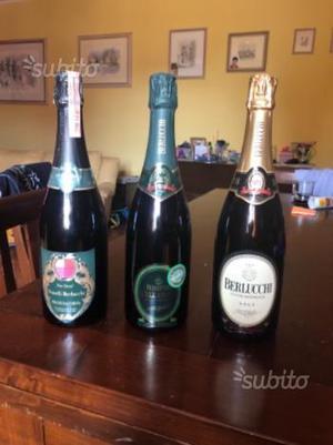 3 bottiglie BERLUCCHI