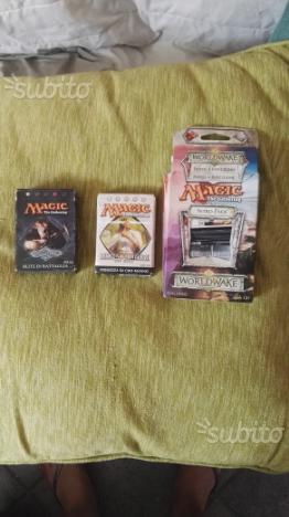 Carte da gioco Magic The Gathering
