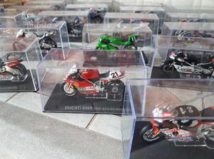 Collezione modellini moto storiche
