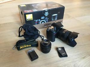 Corredo Nikon D kit , Nikon 50mm f/1.8 D