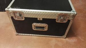 Flight case baule per uso professionale
