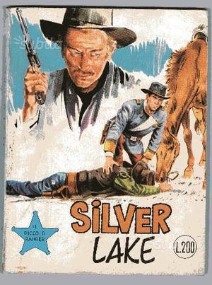Il piccolo ranger 87 collana cowboy - silver lake
