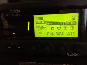 Tc helicon voice prism condizioni impeccabili manu