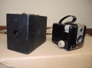 Vecchie macchine fotografiche Kodak