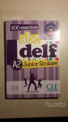 Abc delf a2. cle international