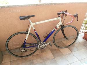 Bici corsa Fausto COPPI componenti CAMPAGNOLO
