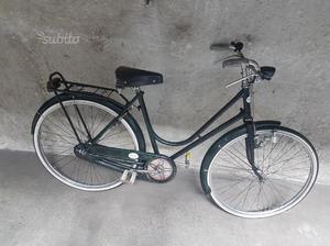 Bici donna freni a bacchetta utilizzata poco