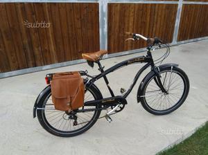 "Bici "" vintage"" uomo e donna"
