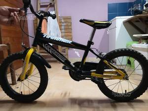 Bicicletta Hammer per bambino misura 16