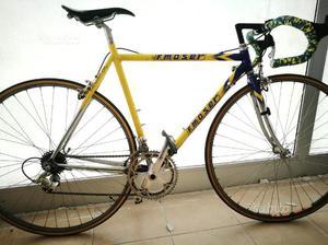 Bicicletta acciaio Moser/Campagnolo