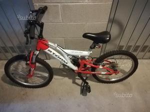 "Bicicletta bambini mountan bike 20"""