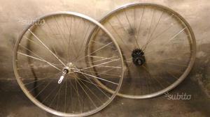 Cerchi bici fixed scatto fisso single speed
