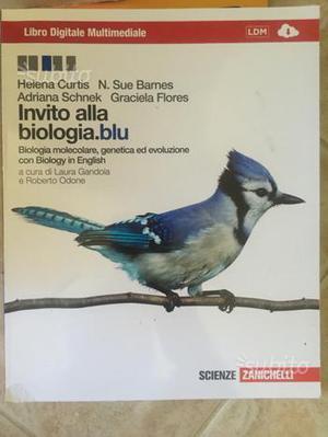 Invito alla biologia.blu NUOVO