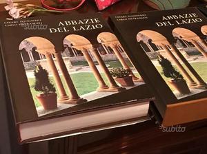 Libro Abbazie del Lazio