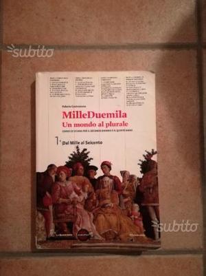 """MilleDuemila Volume 1 """"Dal mille al Seicento"""""""