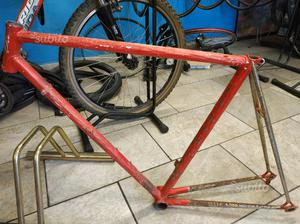 Telaio bici da corsa - vintage